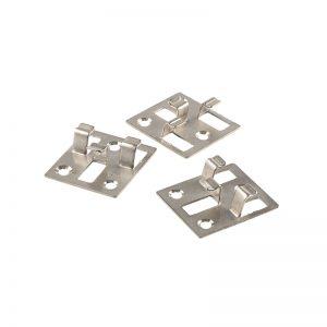 Terrasse clips inklusiv skruer