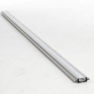 LED skinne med PVC Alu