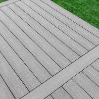 Kirkedal Komposit terrasse og trappe Hinnerup5
