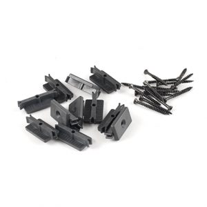 Terrassegulv clips